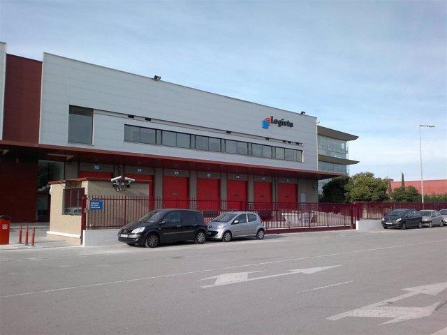 Nave De Logista En La Zona Franca De Barcelona