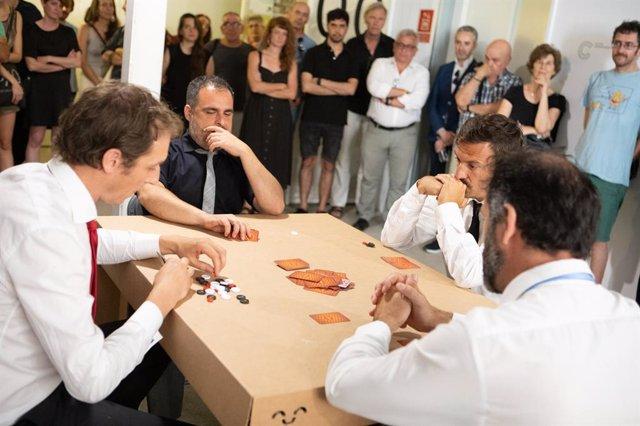 Cultura Resident Alacant projecte Eva Zapico 2019