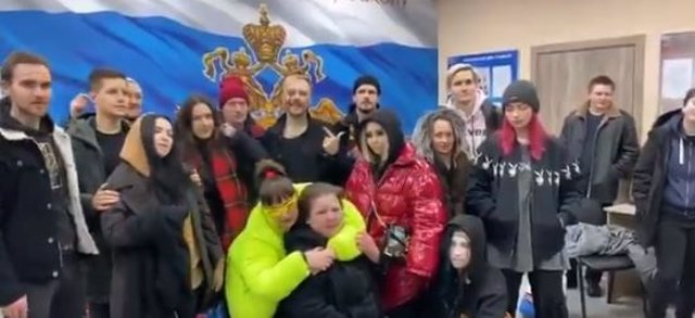 Rusia.- La Policía de Rusia pone en libertad a 13 personas detenidas durante una