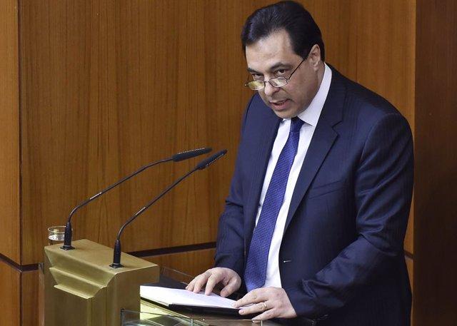 Líbano.- El nuevo Gobierno de Líbano supera la moción de confianza en el Parlame