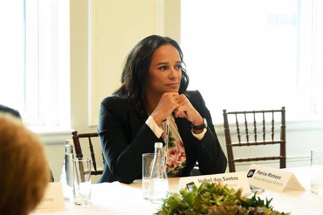 Angola.- Portugal congela cuentas bancarias de Isabel dos Santos a petición de A