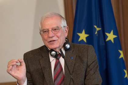 """Siria.- Borrell cree que Siria es una """"gran lección"""" para que Europa pase de la """"impotencia"""" a ser un actor geopolítico"""