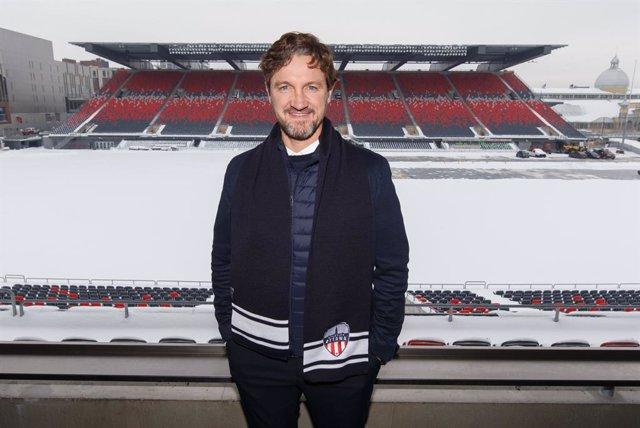Fútbol.- Mista se pone al frente del Atlético Ottawa, la franquicia colchonera e