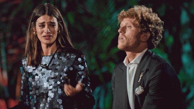 Susana Molina deja a Gonzalo en su hoguera final