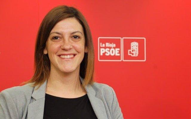 María Marrodán, nueva delegada del Gobierno en La Rioja