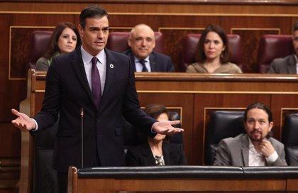 """España.- Sánchez tiende la mano a Casado para dialogar tras echarle en cara el """"balance lamentable"""" del PP en Cataluña"""