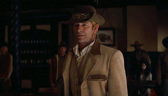 Luke Perry en Érase una vez en... Hollywood