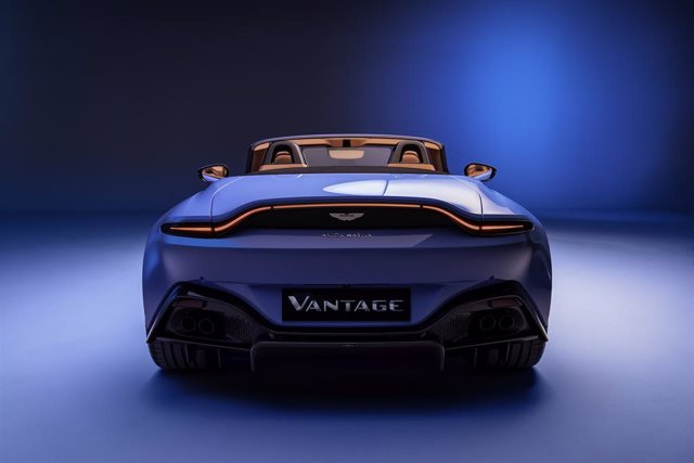 Aston Martin lanzará el nuevo Vantage Roadster a partir del segundo trimestre