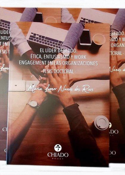 """Leonor Reis, autora de """"El Lider deseado"""": """"El CEO debe ser ético y aportar felicidad a los empleados"""""""