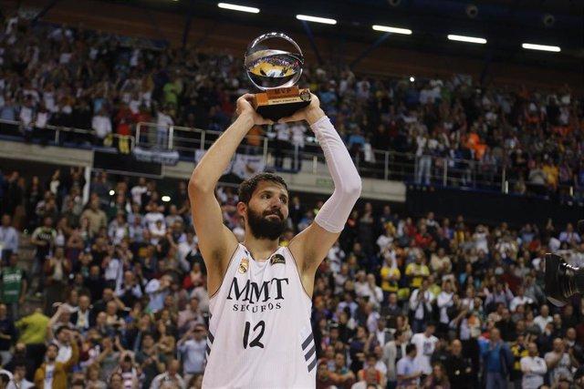 Mirotic conquista su primer 'MVP' copero