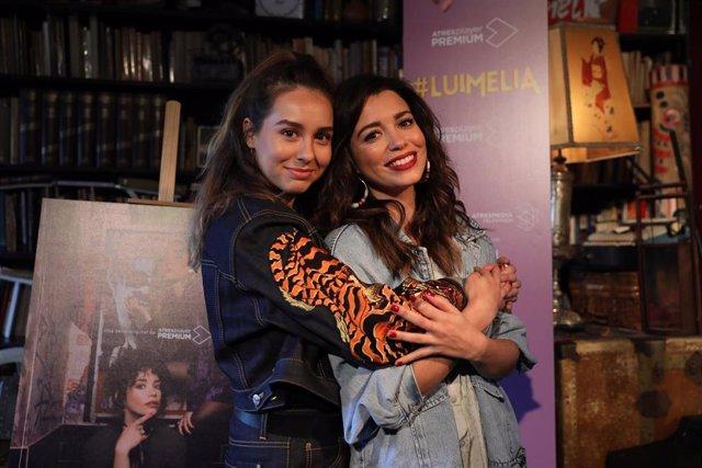 Paula Usero y Carol Rovira protagonizan la miniserie 'Luimelia'