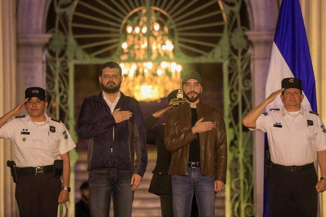 """El Salvador.- Bukele acusa a los diputados de """"hacer política con la vida de los"""