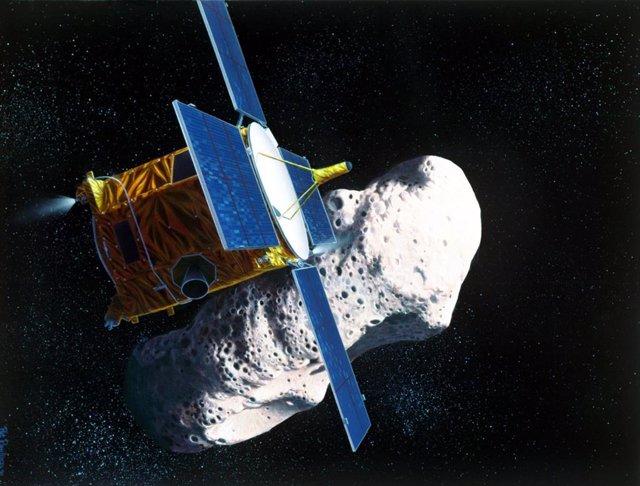 Se cumplen 19 años del primer aterrizaje en un asteroide