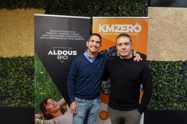 KM ZERO incorpora a la startup Aldous Bio a su ecosistema de innovación alimentaria para impulsar su crecimiento