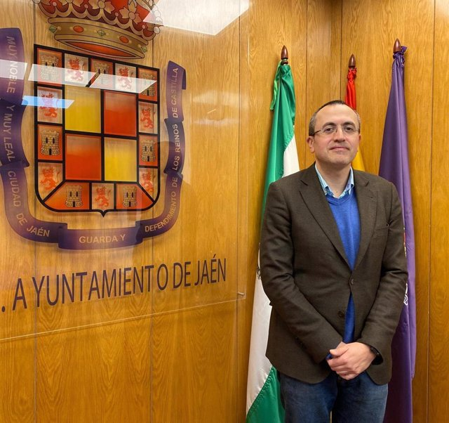 Manuel Bonilla, concejal del PP en el Ayuntamiento de Jaén