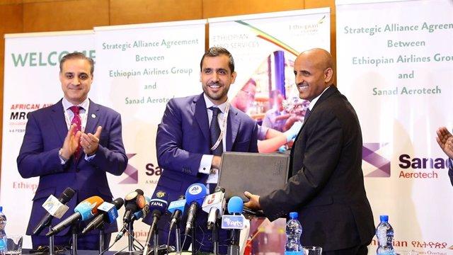 Ethiopian Airlines impulsa la creación de un centro de excelencia de mantenimiento aeronáutico en África