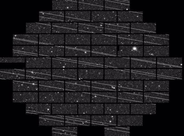 Las constelaciones de satélites dañarán sin remedio la astronomía