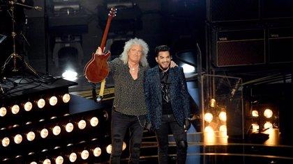 VÍDEO: Queen + Adam Lambert clavan una rotunda versión del 'Whole lotta love' de Led Zeppelin