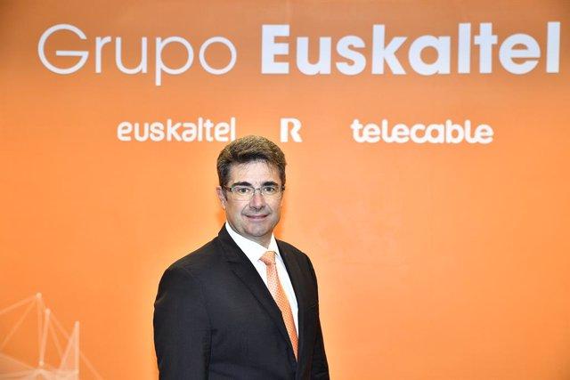 José Miguel García, conseller delegat d'Euskaltel