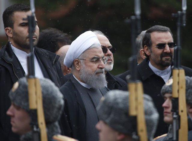 Irán.- Irán asegura que todos sus misiles están equipados con cabezas de guerra