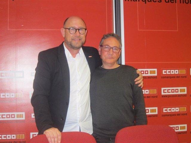 Manel Nieto y Albert Fernández
