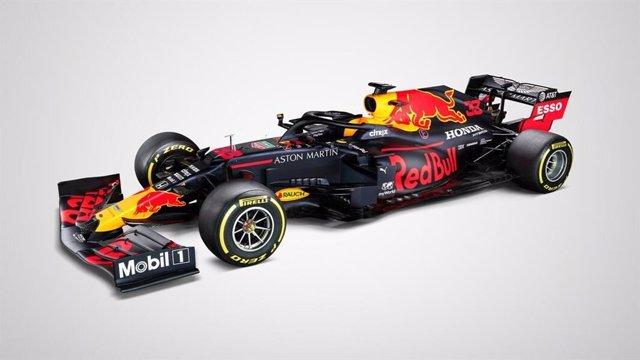 Fórmula 1.- Red Bull presenta su nuevo RB16 con el que pretende retar a Mercedes