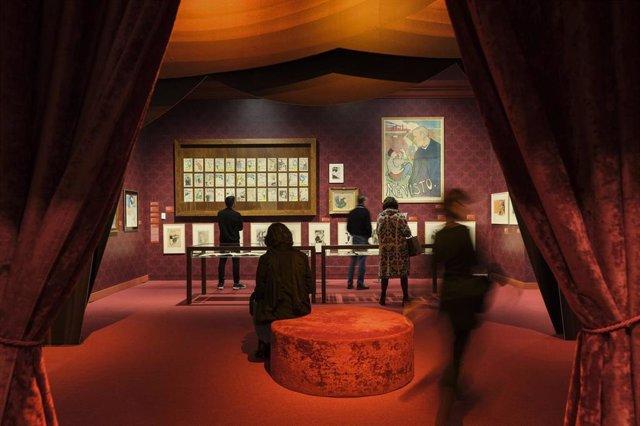 Llega a CaixaForum Sevilla la muestra 'El espíritu de Montmartre en tiempos de Toulousse-Lautrec'