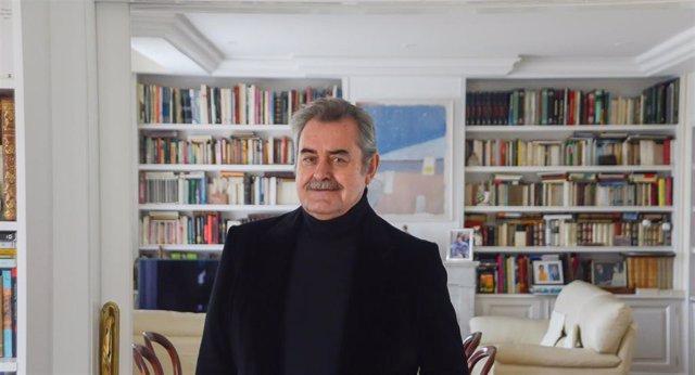 El periodista y escritor Fermín Bocos.
