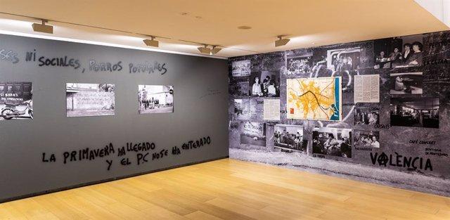 Contracultura: resistencia, utopía y provocación en València' en el IVAM