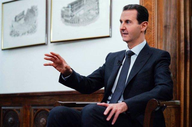 """Siria.- Siria dice que las amenazas de Erdogan son """"huecas"""" y que provienen de u"""