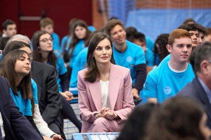 Rubén Darío Costa, Premio Investigación Princesa de Girona en un acto presidido por la reina Letizia