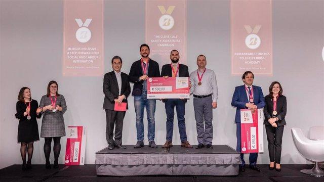Premio a la planta de Bridgestone en Puente San Miguel