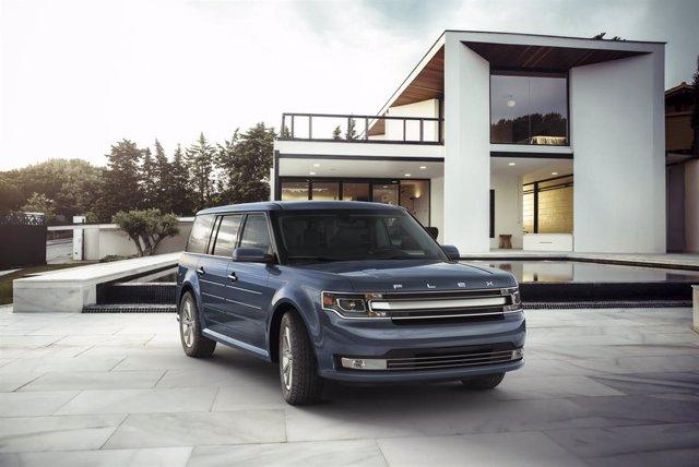Imagen del Ford Flex, uno de los modelos que ha sido llamado a revisión por la compañía estadounidense.