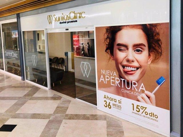 COMUNICADO: Santos Clinic abre sus puertas en el centro comercial El Ventanal de
