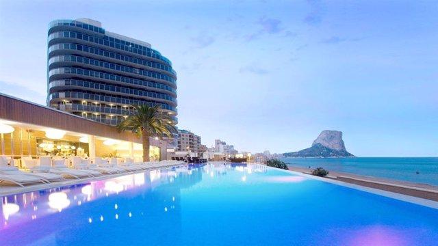 El Gran Hotel Sol y Mar, The Unusual Hotel  de Calp (Alicante).