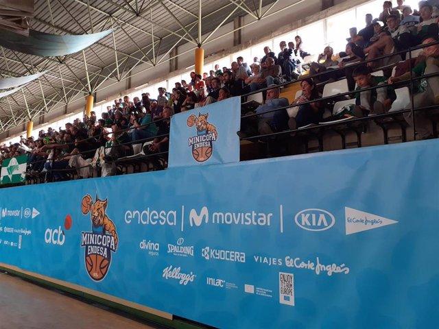 Endesa organiza actividades con motivo de la Copa del Rey de Baloncesto en Málaga