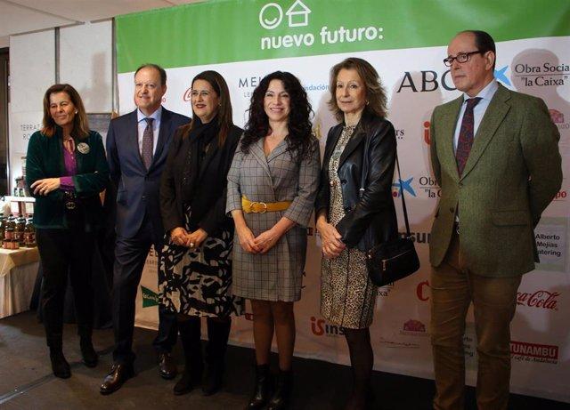 Comienza el 34º Rastrillo de Nuevo Futuro Sevilla
