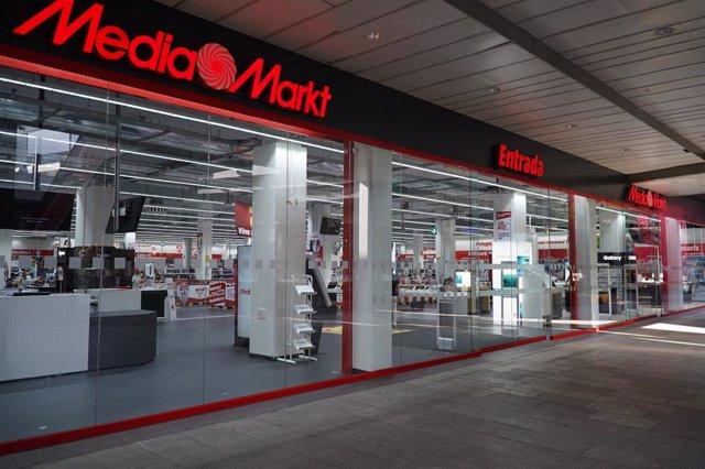 MediaMarkt invierte un millón en su tienda de Cornellà (Barcelona)