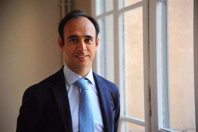 Enrique Alcántara, presidente de Apartur