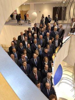 UE.- El griego Apostolos Tzitzikostas, nuevo presidente del Comité de las Region