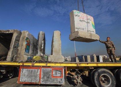 Irak.- Las autoridades de Irak reabren uno de los principales puentes de Bagdad cerrados por los manifestantes