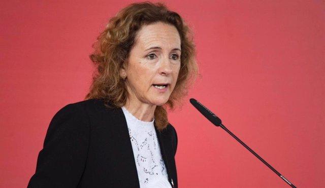 La senadora del PSOE por Cantabria Isabel Fernández