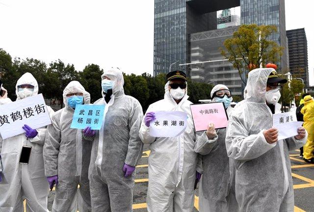 Coronavirus.- Japón eleva a 218 los casos de coronavirus a bordo del crucero en