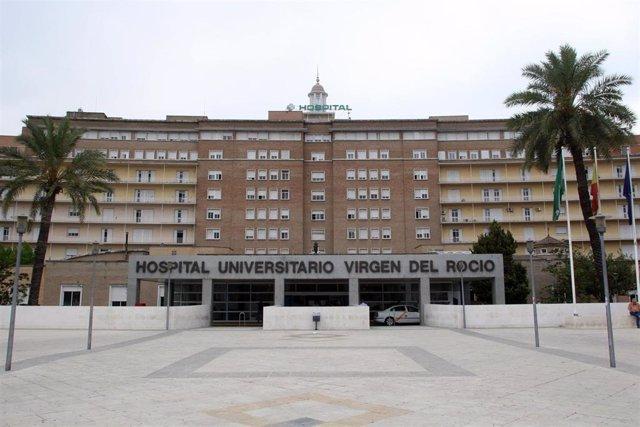 Imagen del Hospital Virgen del Rocío de Sevilla