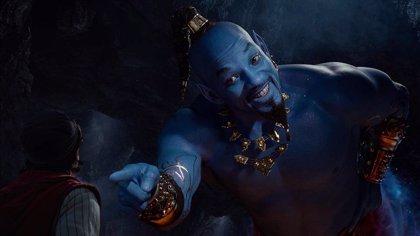 En marcha la secuela de Aladdin con Will Smith