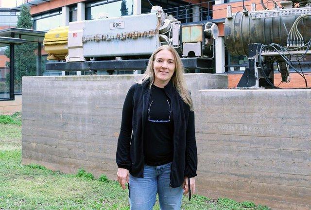 La investigadora del IFIC Pilar Hernández, miembro del Comité de Política Científica del CERN