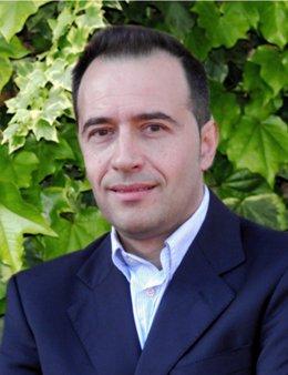 El concejal de CCD-CI en Aldeamayor de San Martín, Félix Antonio Calleja Bolado.