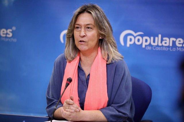 La diputada regional del PP, Ana Guarinos.