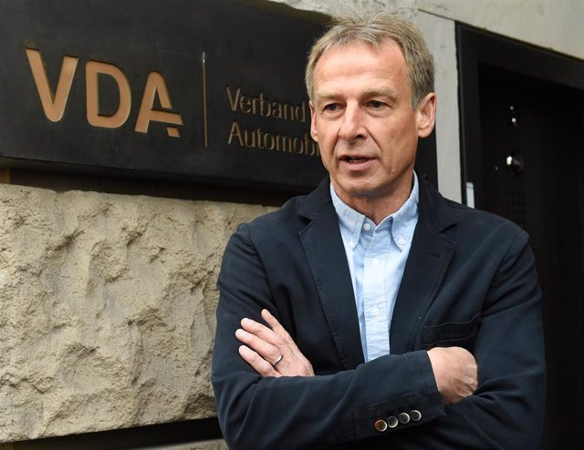 El exjugador alemán Jürgen Klinsmann