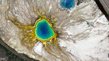 Patrones increíbles e imágenes espectaculares: Google Earth sorprende con 1.000 nuevas fotografías satélite de la Tierra
